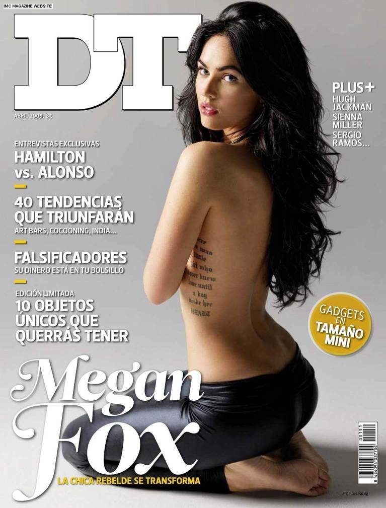 Megan Fox Nude Sexy 19