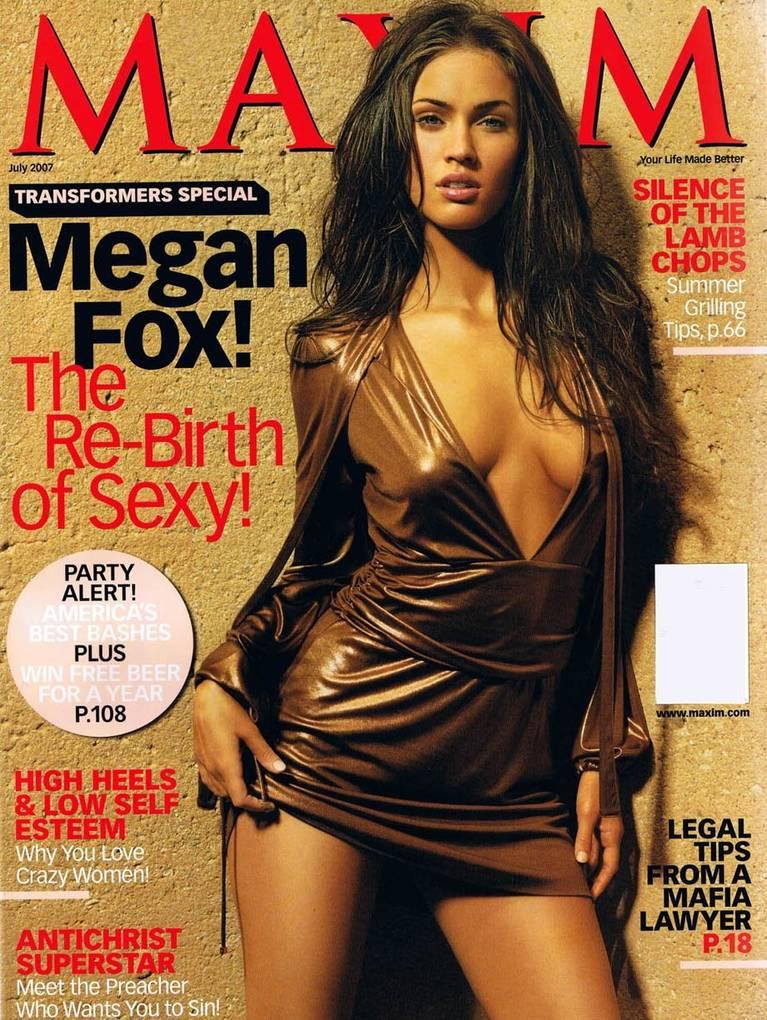 Megan Fox Nude Sexy 23