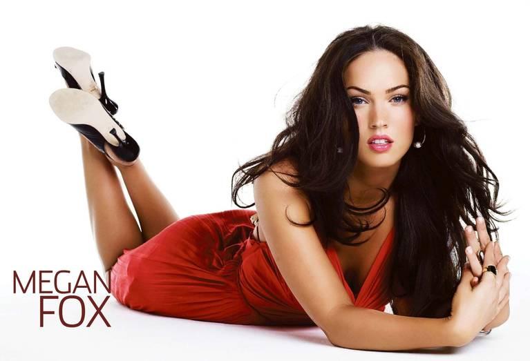 Megan Fox Nude Sexy 26