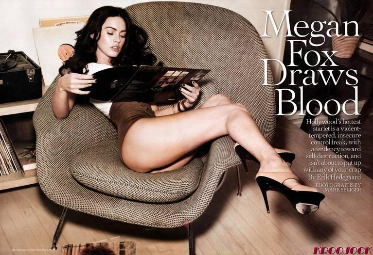 Megan Fox Nude Sexy 29