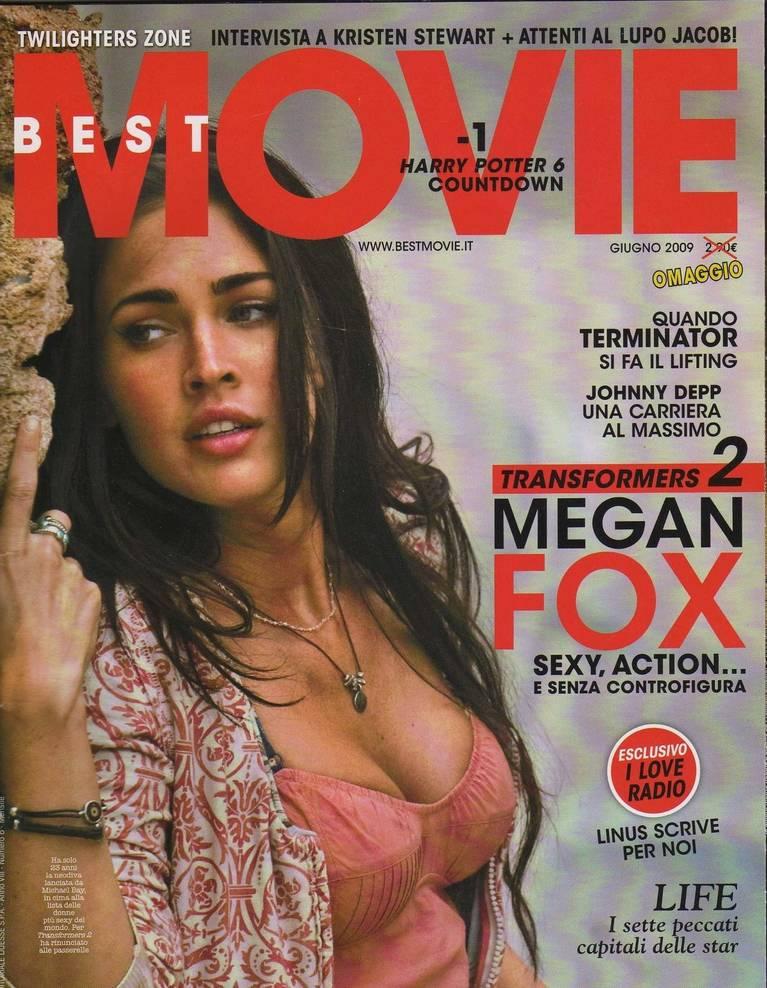 Megan Fox Nude Sexy 38
