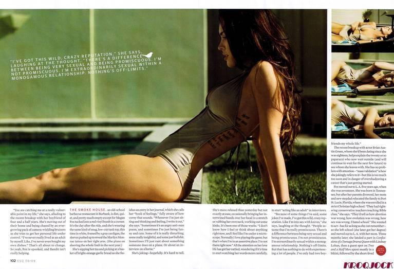 Megan Fox Nude Sexy 46