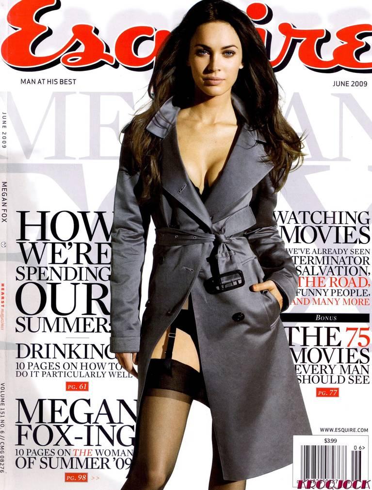 Megan Fox Nude Sexy 51