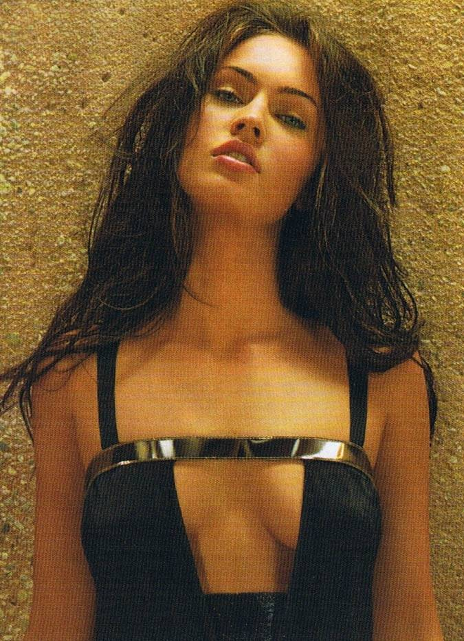 Megan Fox Nude Sexy 52