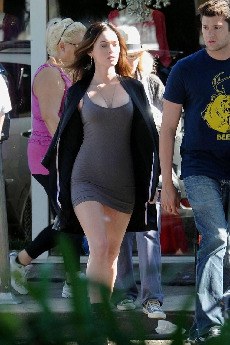Megan Fox Nude Sexy 55