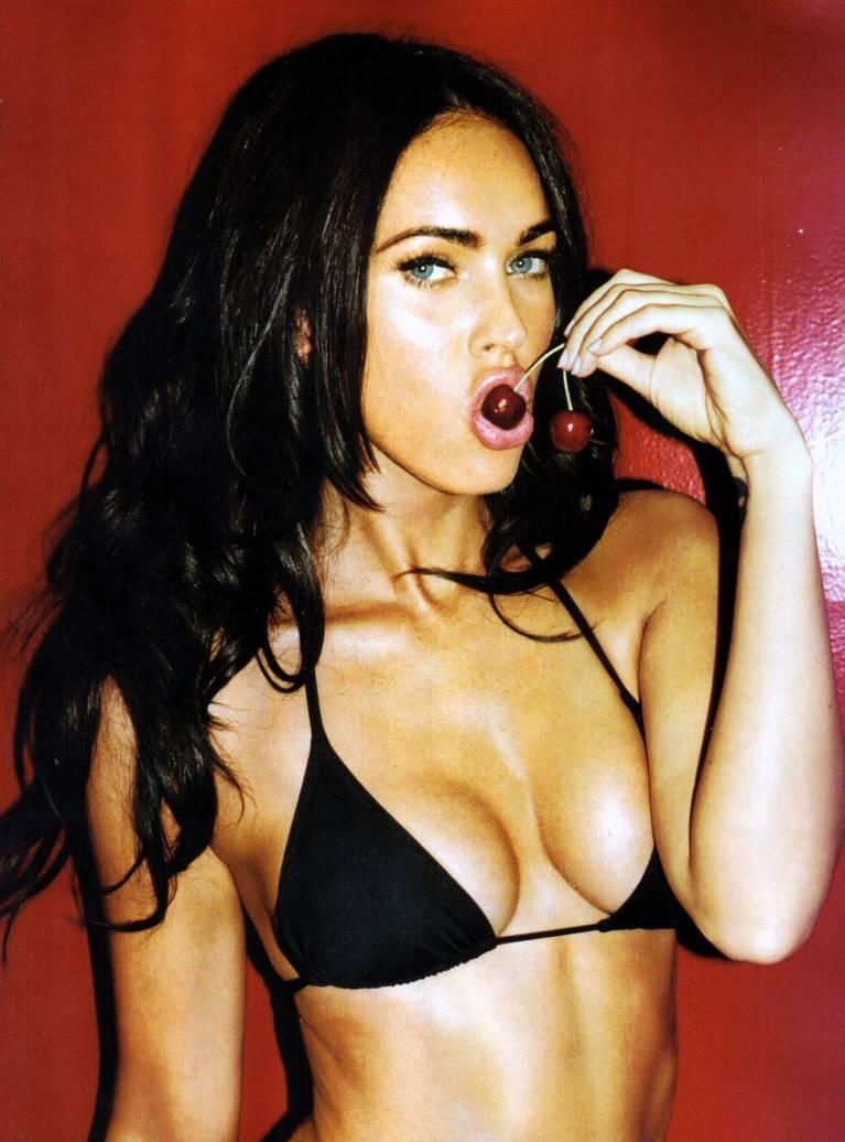 Megan Fox Nude Sexy 73