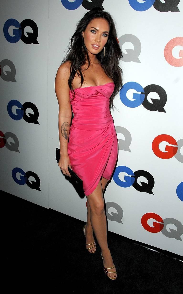 Megan Fox Nude Sexy 112