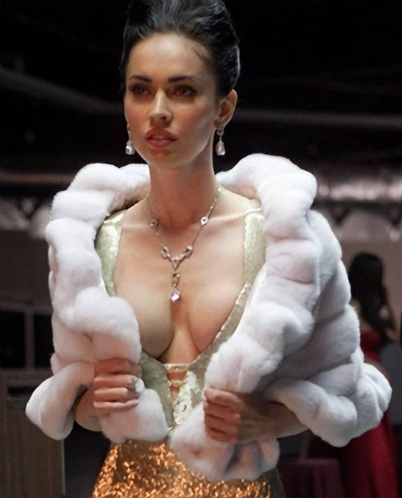 Megan Fox Nude Sexy 129