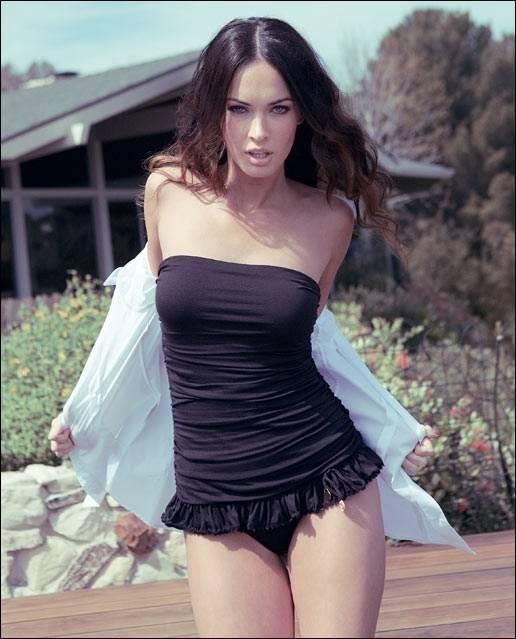 Megan Fox Nude Sexy 139