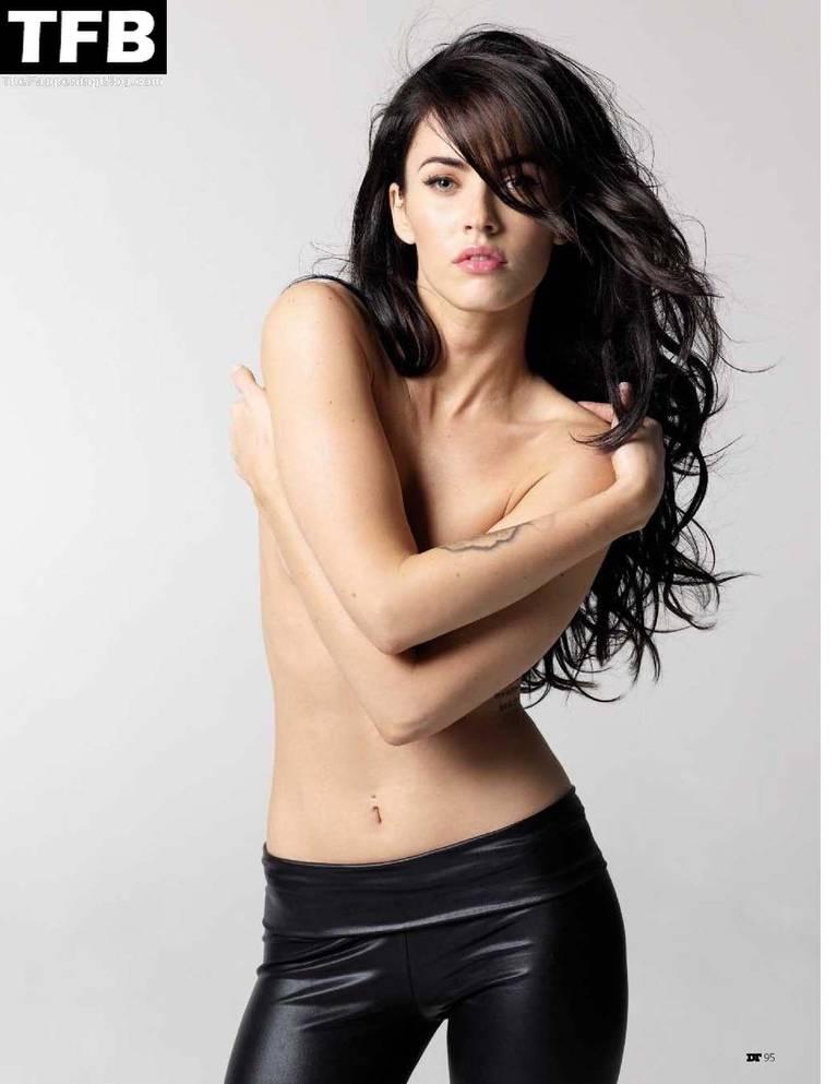 Megan Fox Nude Sexy 148