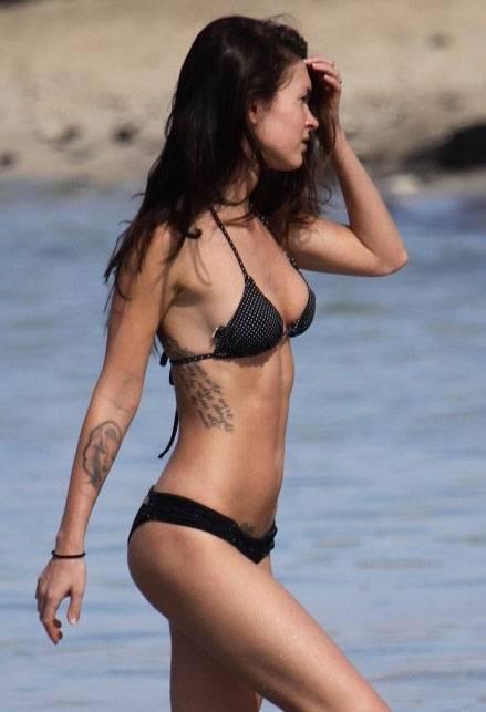 Megan Fox Nude Sexy 152