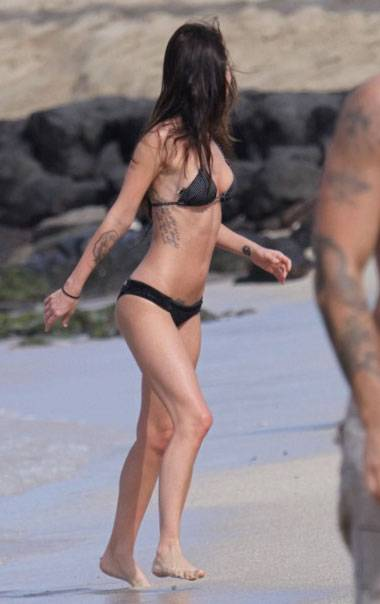 Megan Fox Nude Sexy 158