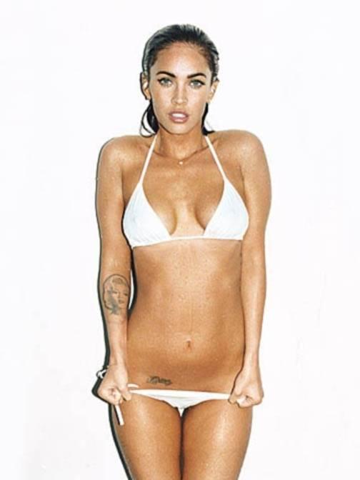 Megan Fox Nude Sexy 160