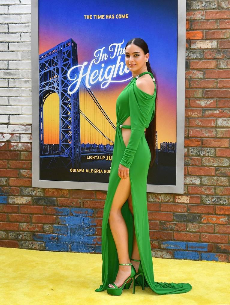 Melissa Barrera Dress 1