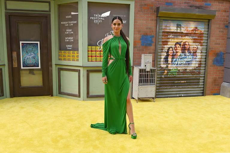 Melissa Barrera Dress 6