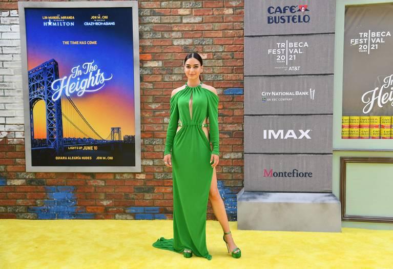 Melissa Barrera Dress 7