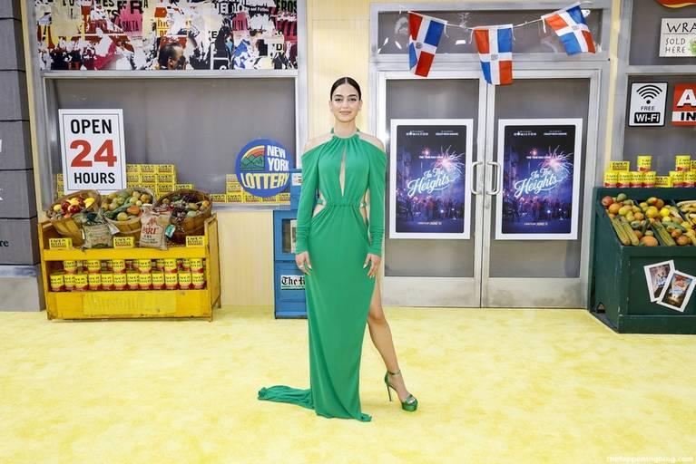 Melissa Barrera Dress 9
