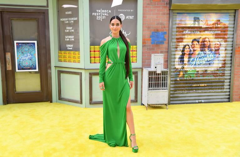 Melissa Barrera Dress 11