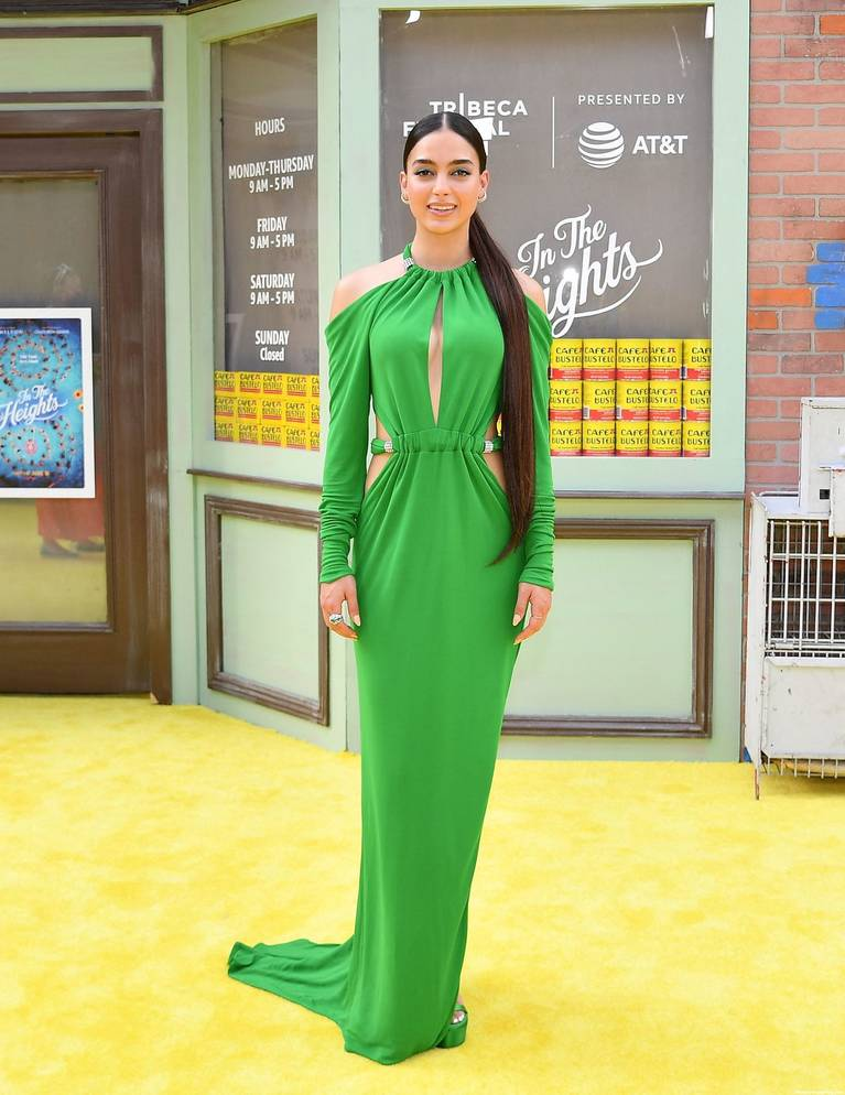 Melissa Barrera Dress 12