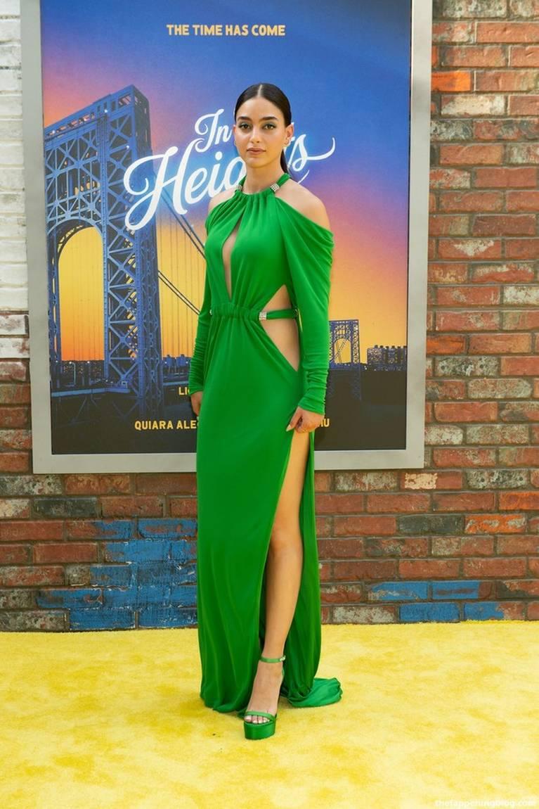 Melissa Barrera Dress 13