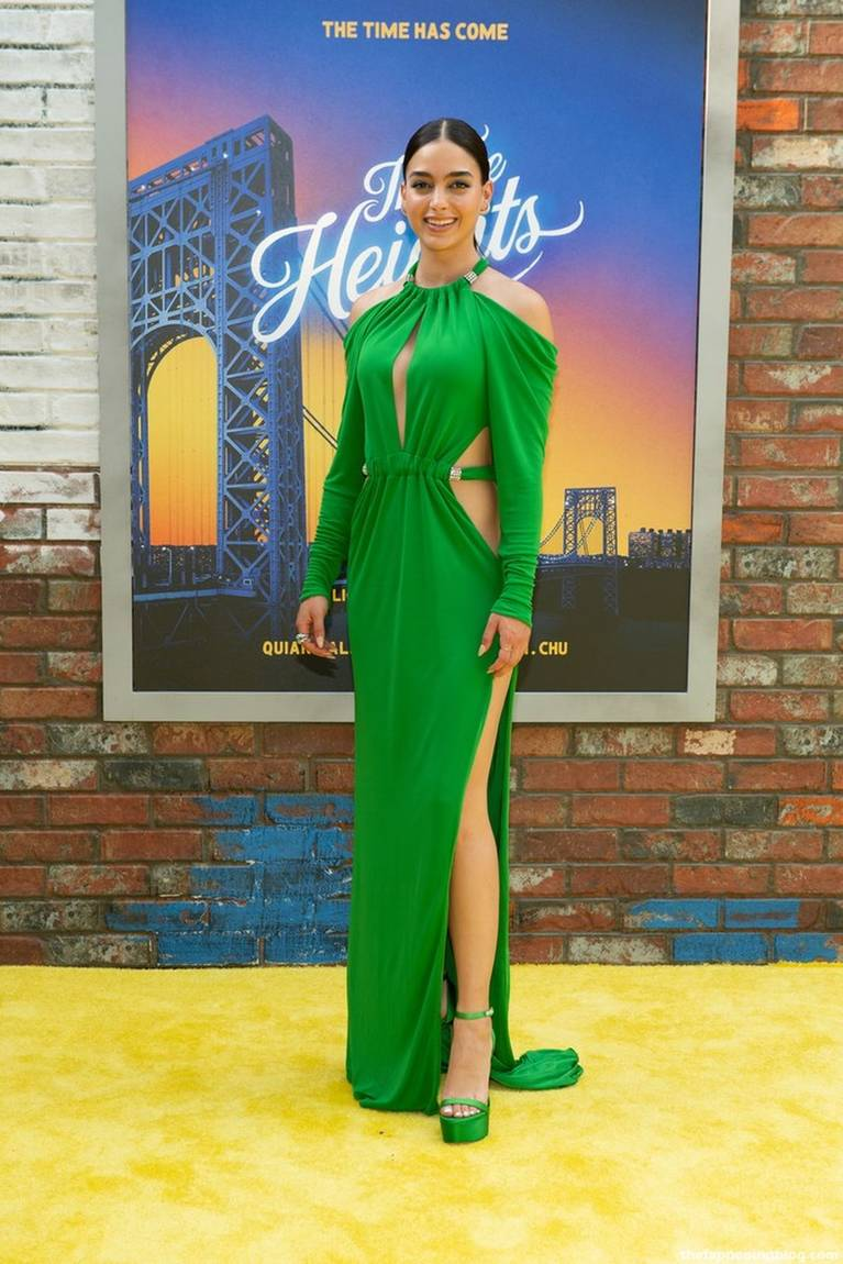 Melissa Barrera Dress 14