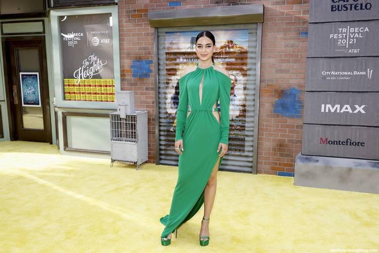 Melissa Barrera Dress 15