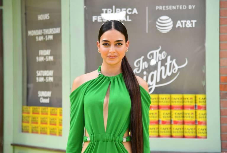 Melissa Barrera Dress 22