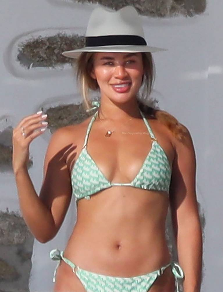 Montana Brown Bikini 1