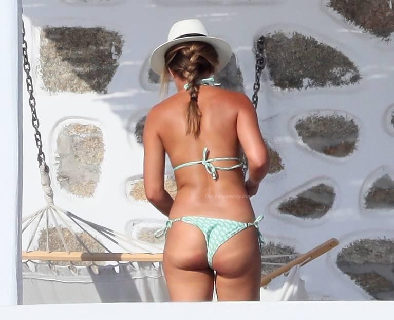 Montana Brown Bikini 23