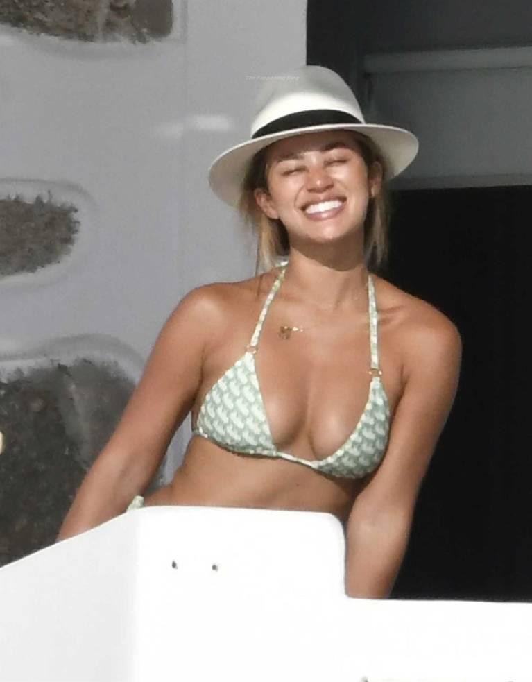Montana Brown Bikini 36