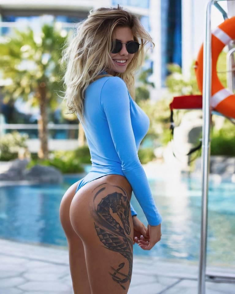 Nata Lee Nude Sexy 46