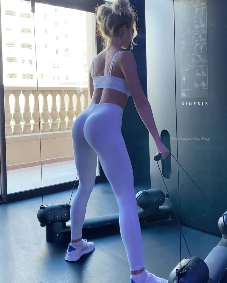 Nata Lee Nude Sexy 64