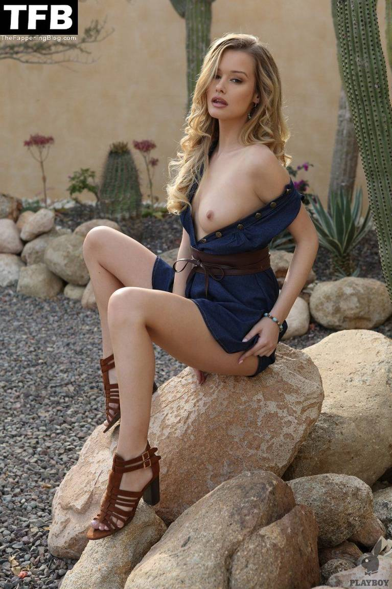 Olivia Preston Naked Sexy 15