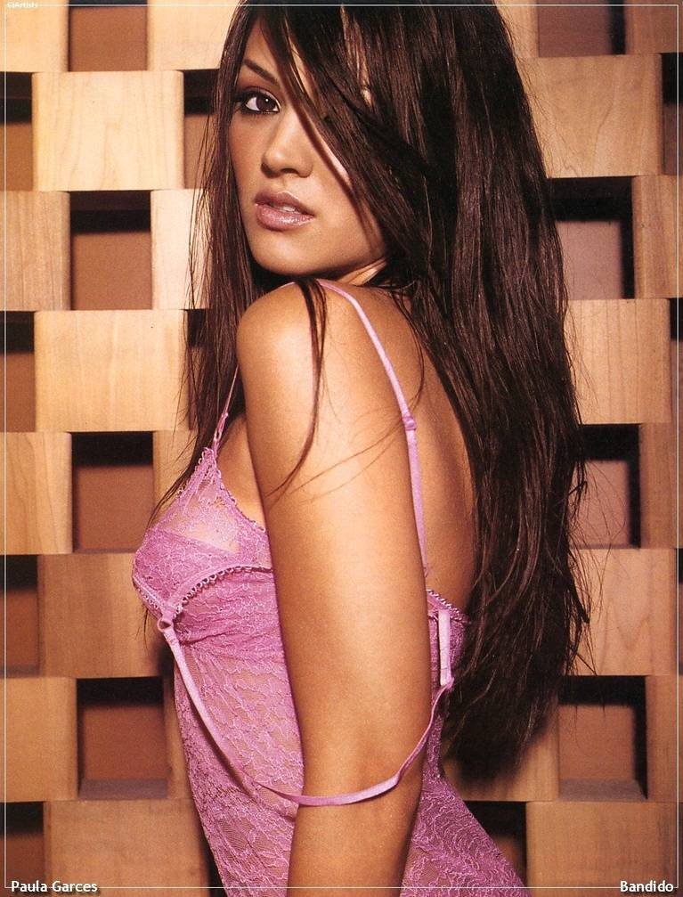 Paula Garces Naked Sexy 11