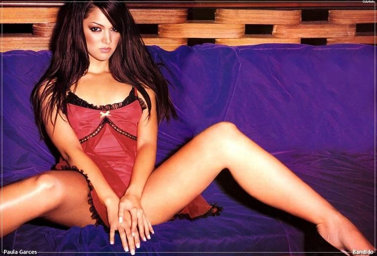 Paula Garces Naked Sexy 13