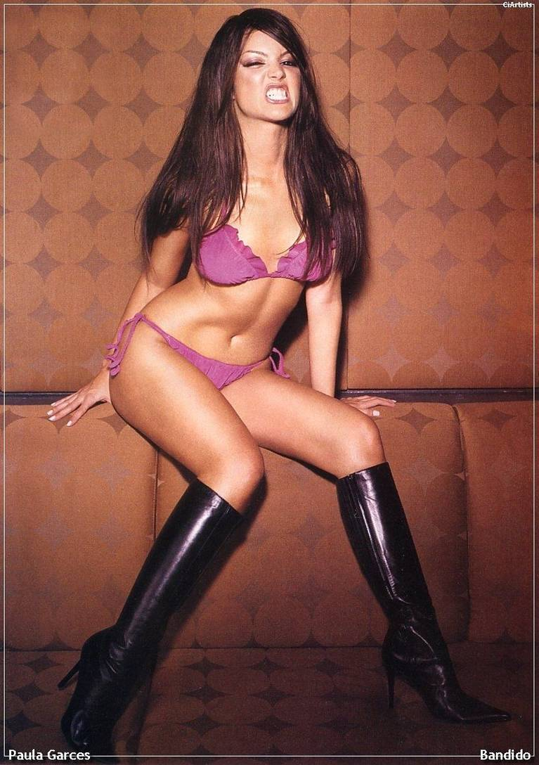 Paula Garces Naked Sexy 16