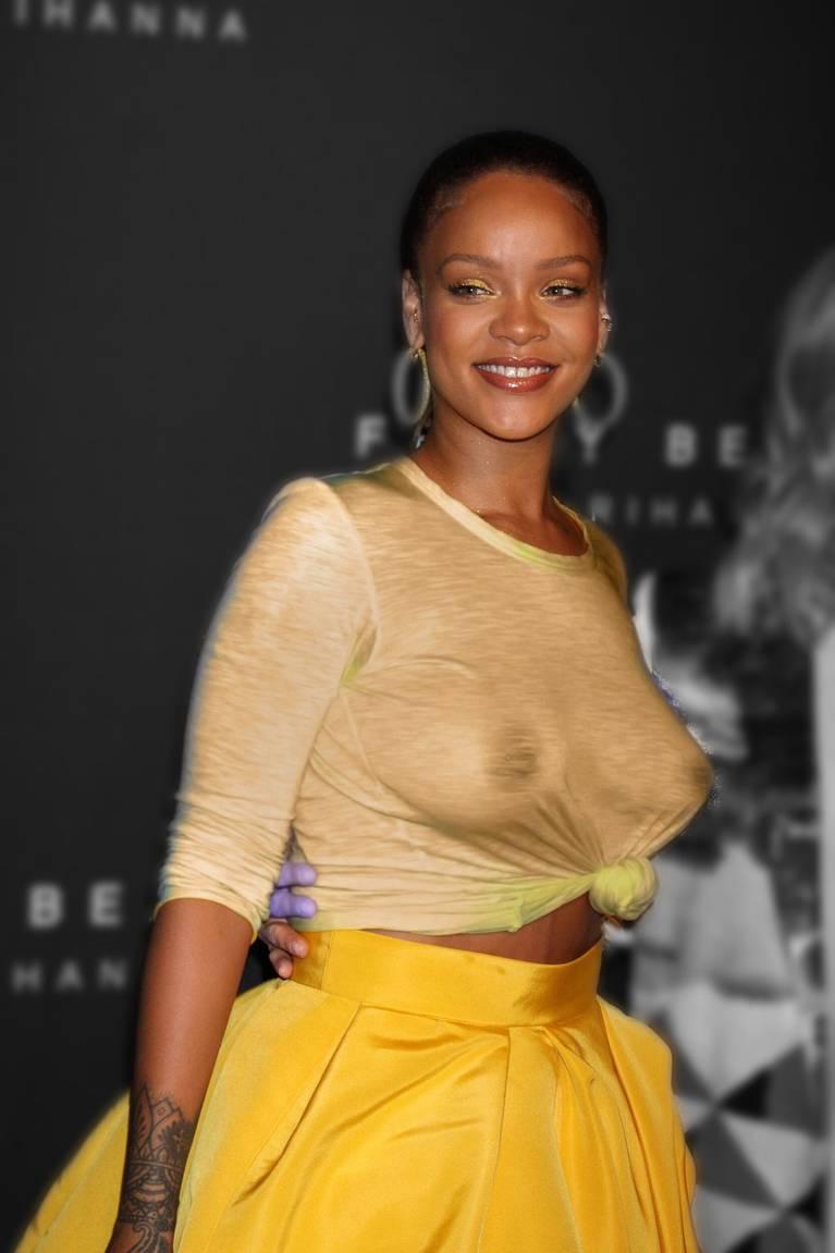 Rihanna Through 1