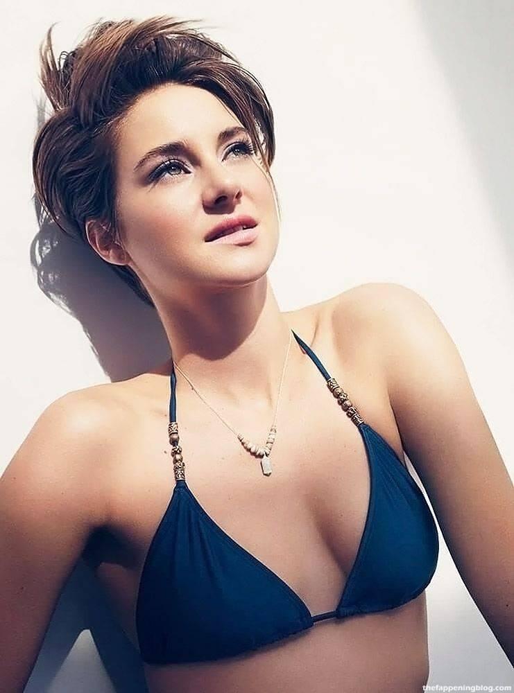 Shailene Woodley Nude Sexy Leaks Fappening 84