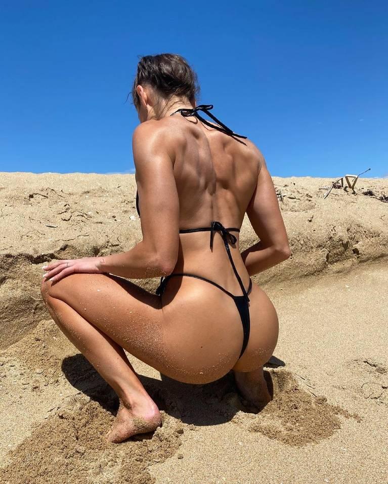 Stephanie Marie Sexy Topless 12