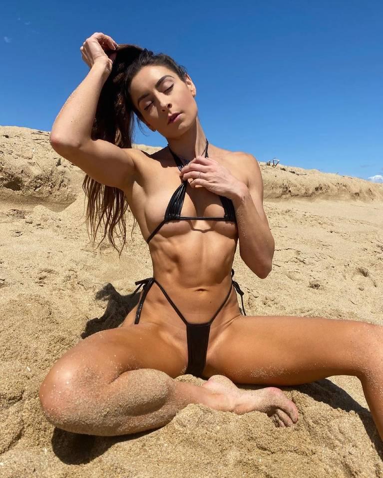 Stephanie Marie Sexy Topless 13