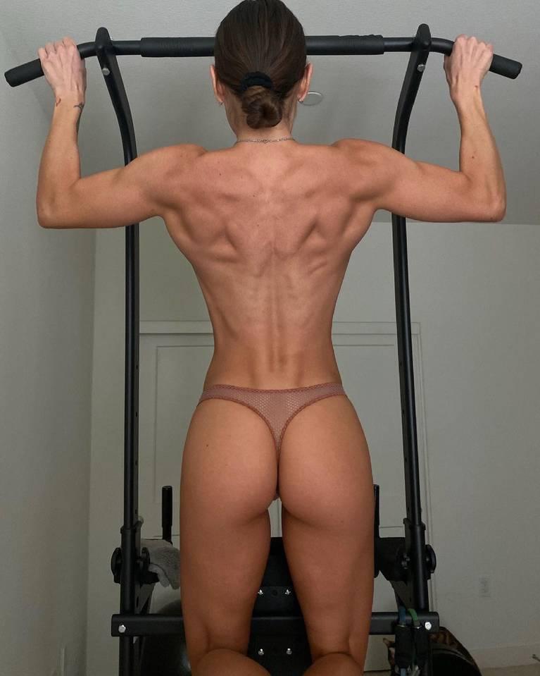 Stephanie Marie Sexy Topless 15