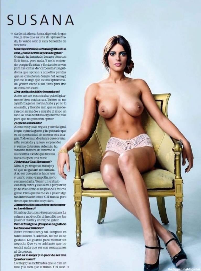Susana Molina Nude Sexy 4