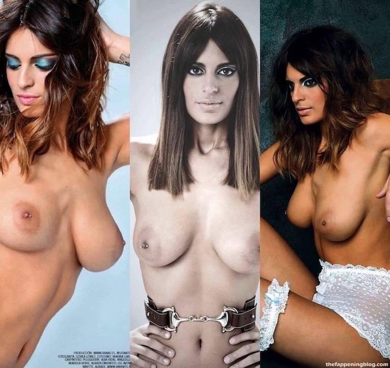 Susana Molina Nude Sexy 5