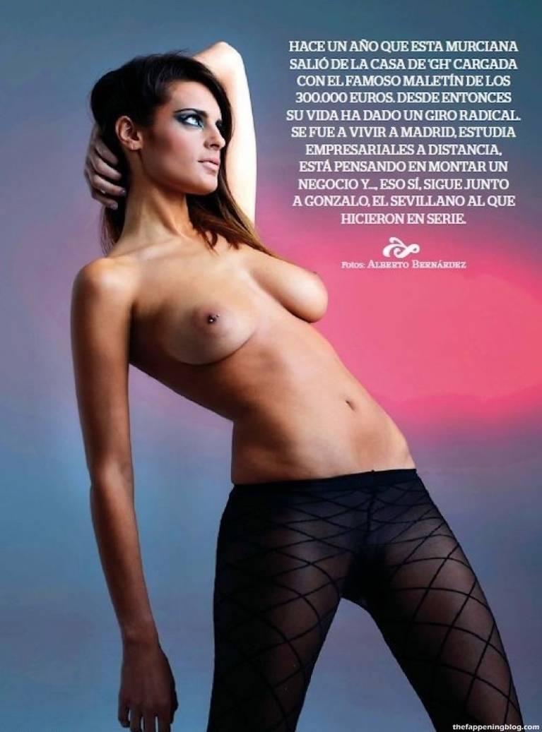Susana Molina Nude Sexy 12