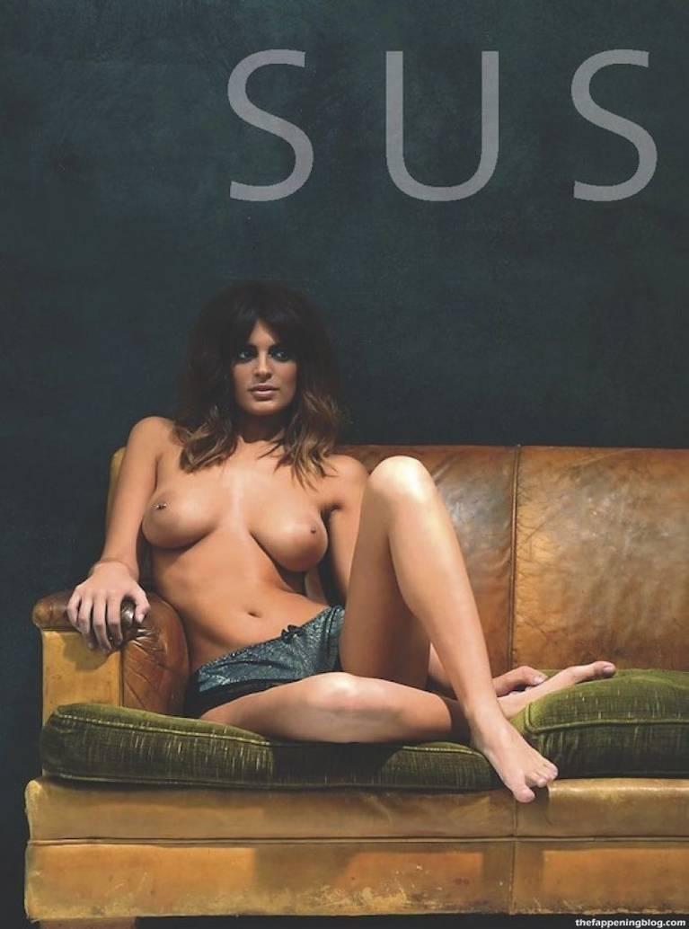 Susana Molina Nude Sexy 13