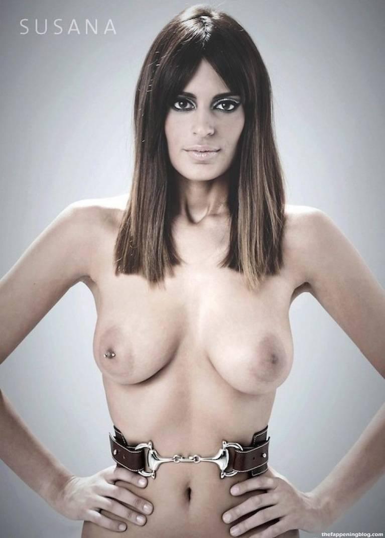 Susana Molina Nude Sexy 15