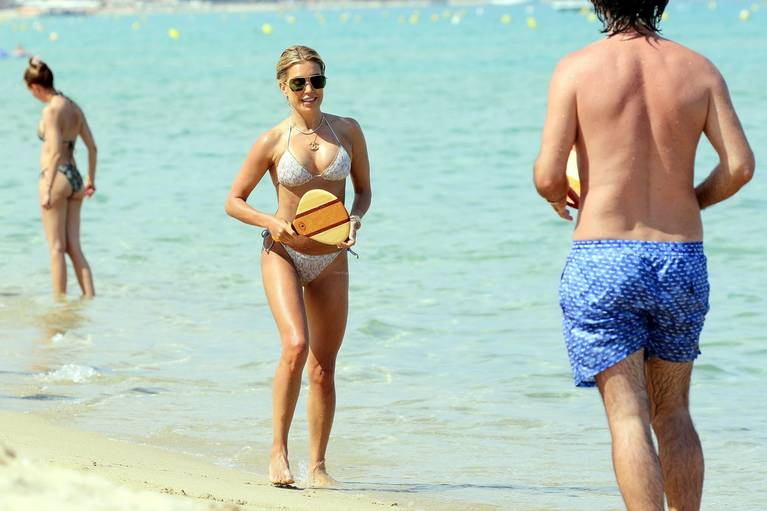 Sylvie Meis Bikini 48