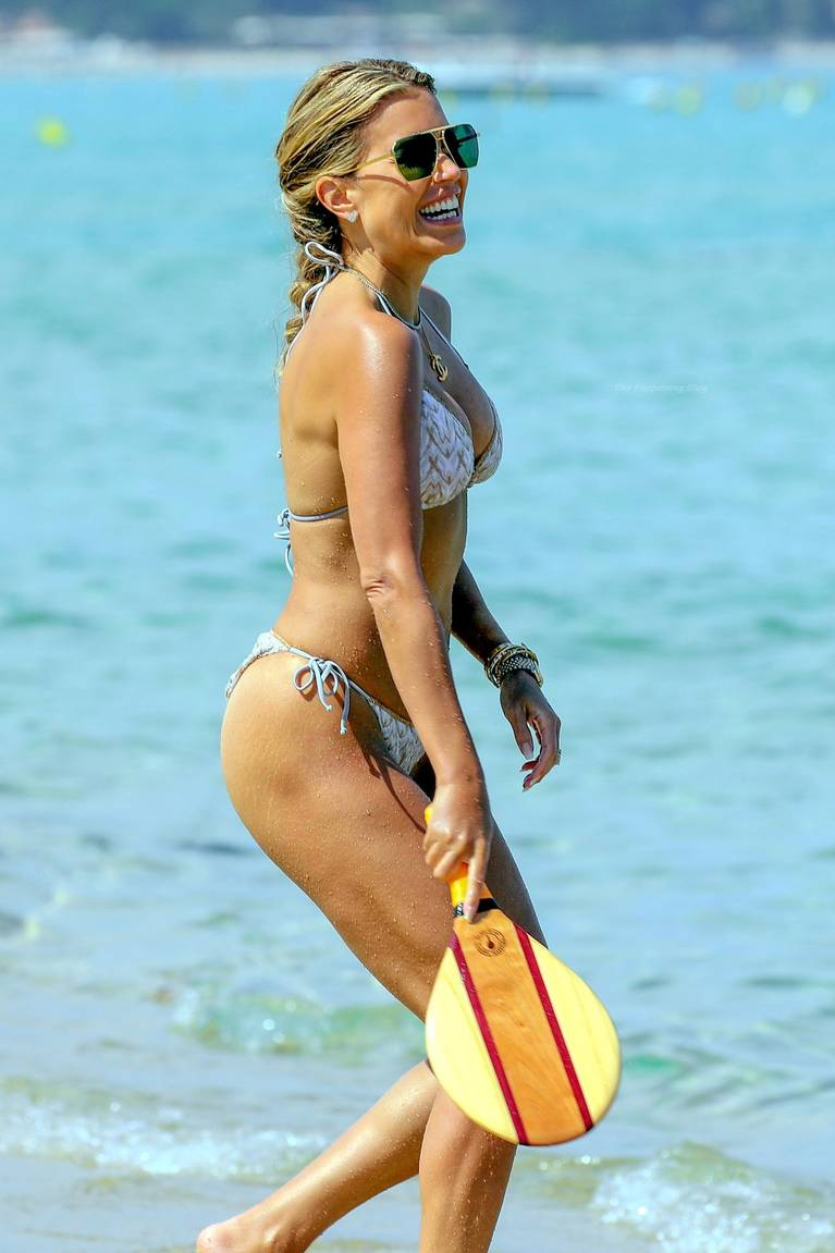 Sylvie Meis Bikini 50