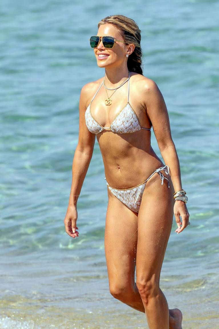 Sylvie Meis Bikini 85
