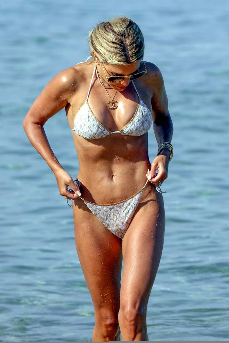 Sylvie Meis Bikini 95